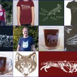 Slovenian wildlife souvenirs by Nature in colour